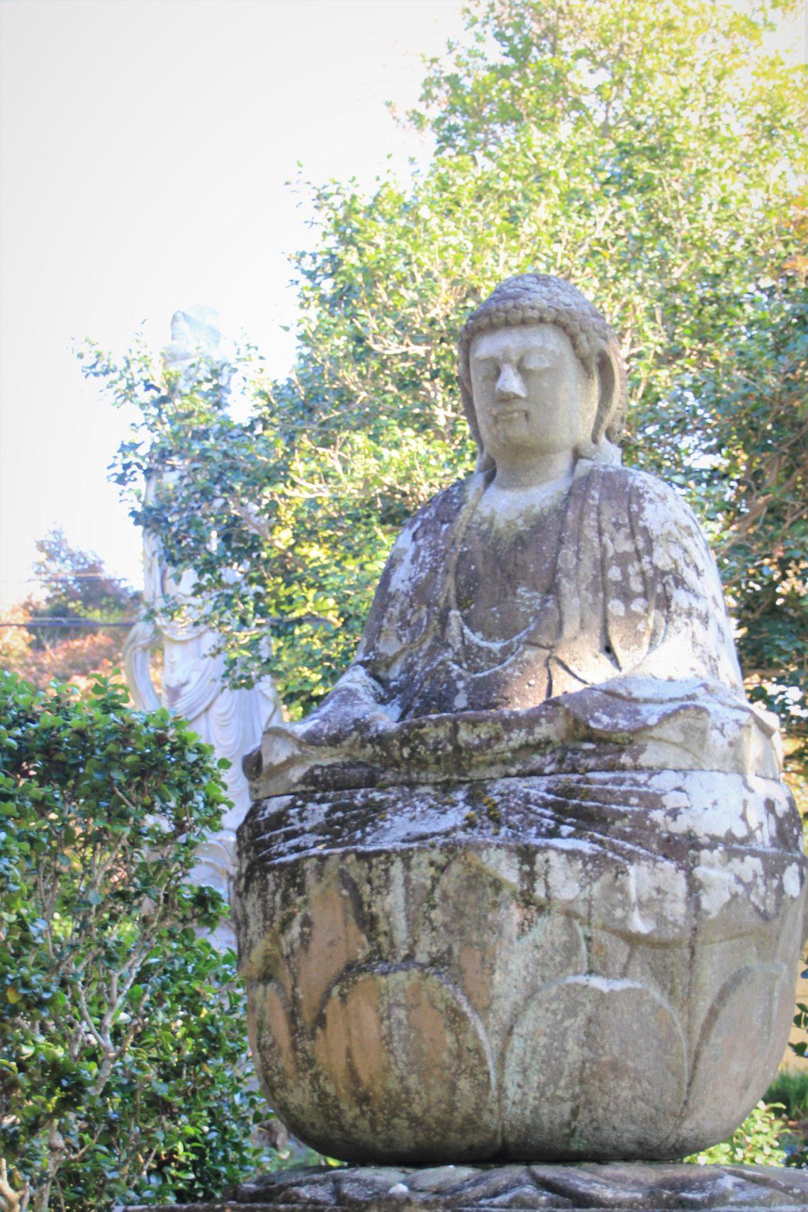 "仏像部茨城遠征  関東で唯一の""即身仏""と謎の阿弥陀三尊像"